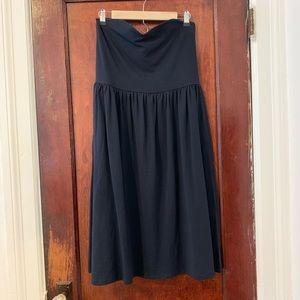 Strapless dress ASOS